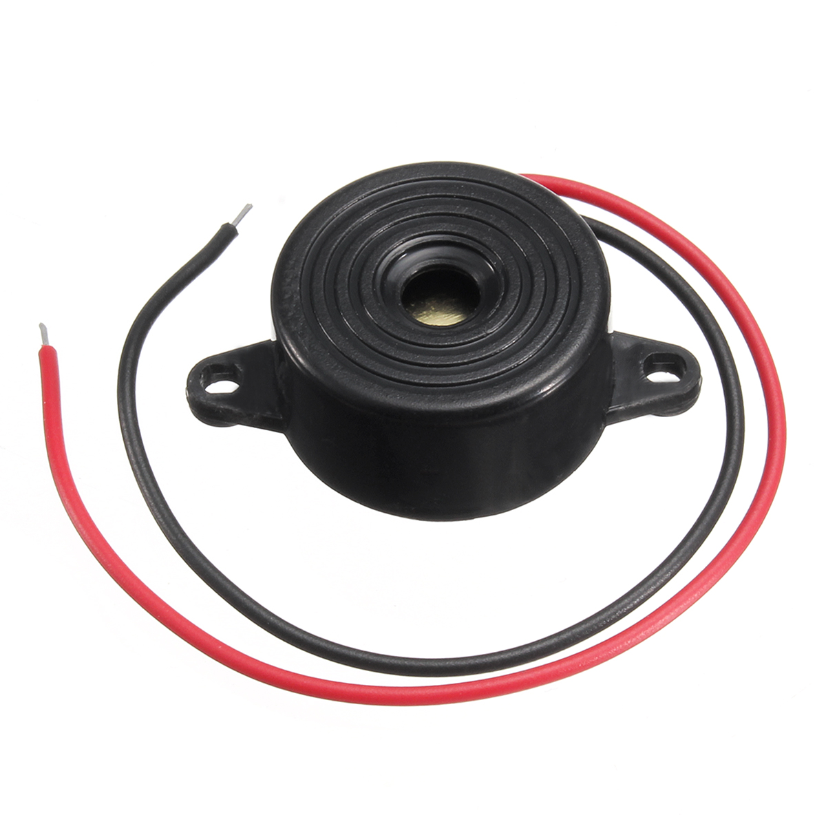 Image 3 - 3 24V Electric Buzzer Alarm Loud Speaker Warning Car Security Horn Automobile Siren Police Sirens Air Horn Electric Vehicle-in Multi-tone & Claxon Horns from Automobiles & Motorcycles