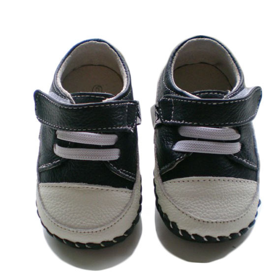 Quality genuine leather baby shoes toddler shoes leather skidproof baby single shoes