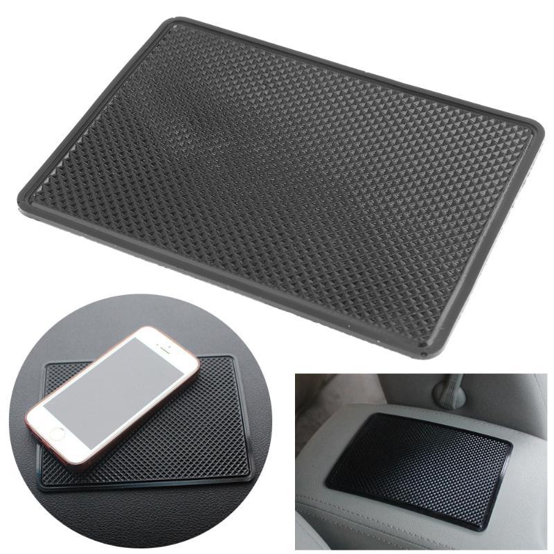 VODOOL 19x12cm Silicone Car Anti Slip Mat Dashboard Phone MP3 GPS Sunglasses Keys Holder Mount Bracket Non-Slip Pad Car Gadget