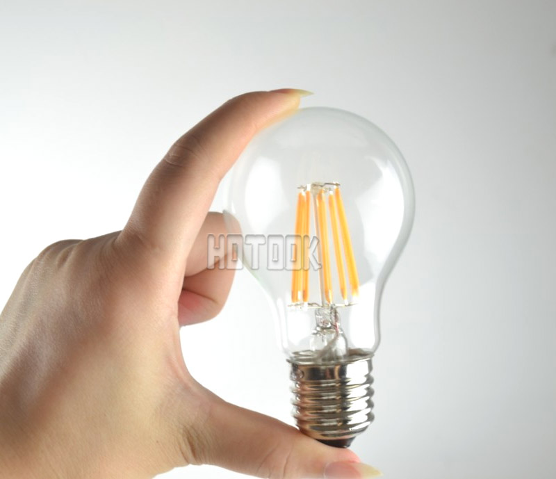 Filament Led Bulb led lamp Antique Retro Vintage Screw Globe Light Bulb E27 220V 4W 6W 8W Edison LED Bulb Lamp Halogen desk lamp retro lamp st64 vintage led edison e27 led bulb lamp 110 v 220 v 4 w filament glass lamp