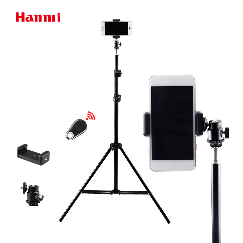 Hanmi Flash Shoes Softbox Photo Stand Light Mobile Phone