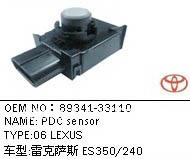 parking sensor /PDC SENSOR for LEXUS ES350/240  89341-33110/8934133110