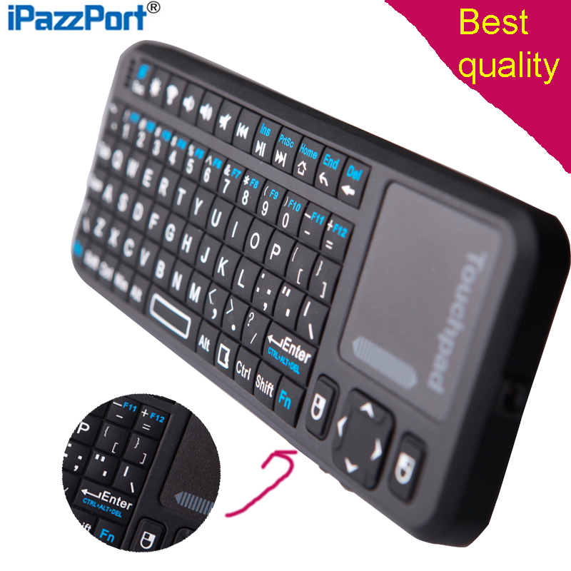 best quality bluetooth handheld wireless 82 keys keyboard air mouse backlit with night mode. Black Bedroom Furniture Sets. Home Design Ideas