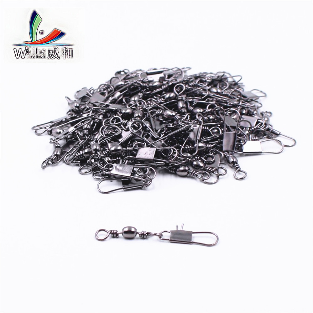 New 20 Pcs / Lot 3 Size Gear 8 Words Stainless Steel Rotary Ring Rotary Joint Locking Copper Accessories Fascination Tools