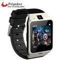 NFC Смарт bluetooth watch с Камерой bluetooth наручные часы sim-карты Smartwatch для samsung Android Телефон PK DZ09 GT08