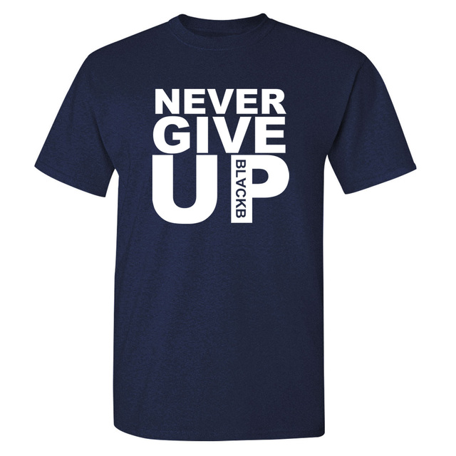 Ne jamais abandonner Liverpool imprimer T-shirt hommes Mo Salah vous ne marcherez jamais seul T-shirts 2019 haut T-shirts Harajuku hommes T-shirt