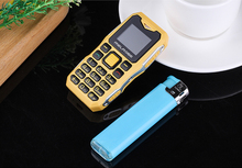 New Original Melrose S10 S11 Card Phone Big Voice Flashlight FM mini small size Rugged mobile Phone Shockproof Dustproof Phone(China)