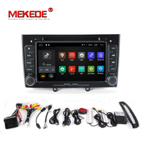 Quad Core Android 4 4 4 Car Radio GPS Player For Peugeot 408 Built In Wifi