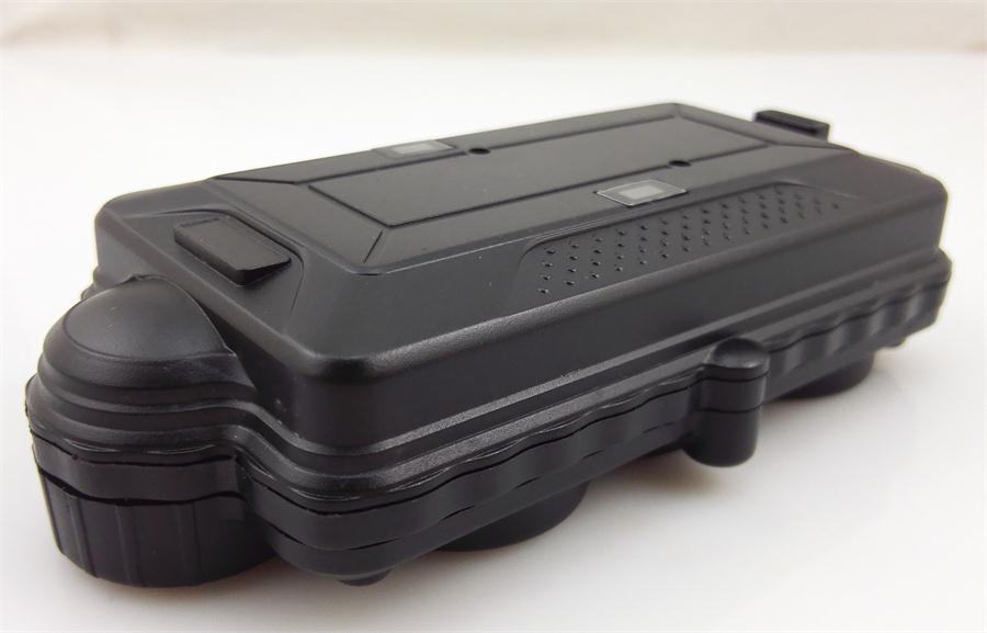 Grande batterie GPS Tracker localisateur actifs cargaison conteneur véhicules étanche TK05 voiture GPS Tracker