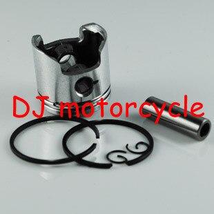 44 мм вкладыш велосипед поршень комплект с кольца 2 тактный велосипед-внедорожник строительный запчасти , пригодный для mini мотокросс 49cc