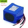 VariCore 12V 20Ah Высокая мощность 100A разрядный аккумулятор BMS Защита 4 линии Выход 500W 800W 18650 батарея