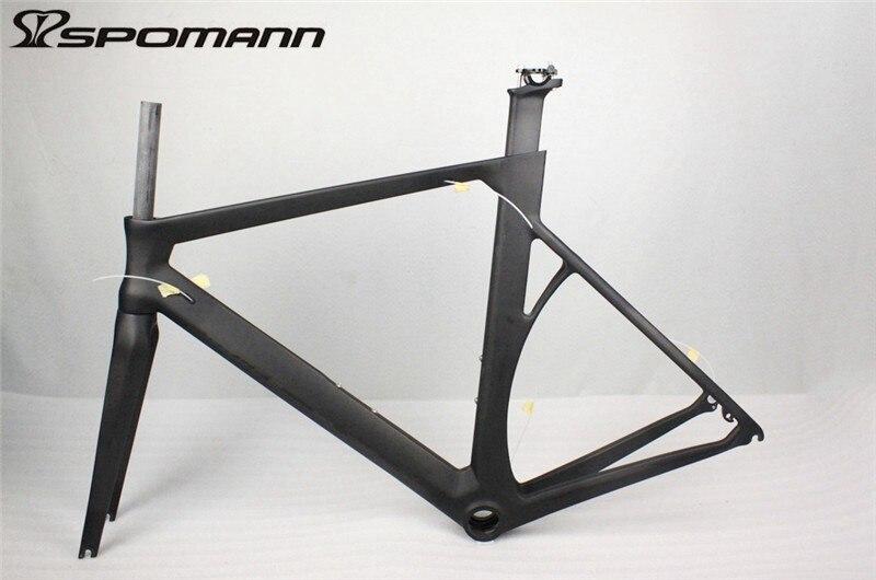 Nouveau cadre de vélo de route en Fiber de carbone PF30 pas cher cadre de cyclisme de course de vélo de route cadre en carbone Ultra-léger UD pièces de vélo de route