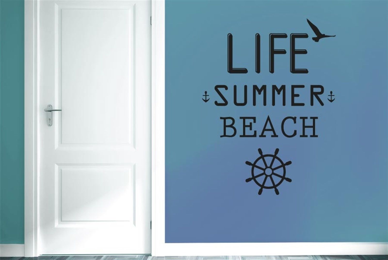 Wall Art Quotes About Life : Get cheap beach quotes aliexpress alibaba group