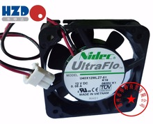 New Original for Nidec U40X12MLZ7-52 40*40*10MM 12V 0.05A 3 Wires cooling fan nuovo borgo юбка до колена