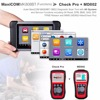 Autel MaxiCOM MK808BT Diagnostic Scan Tool with All System Diagnosis and 21 Services  IMMO  Oil Reset  EPB  BMS  SAS  DPF  ABS discount