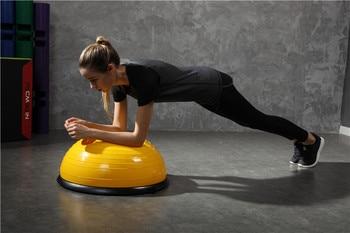 High quality PVC Explosion Proof Yoga Ball Balance Balls Fitness Ball