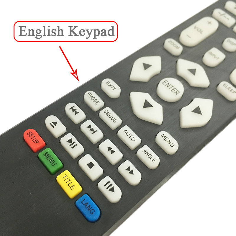 English keypad