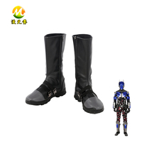 2017 Batman Arkham Knight Cosplay Boots Halloween Shoes Party Carnival Accessories For Adult High Quality Props