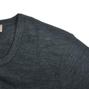 Image 3 - 100% de lana de Merino pura para hombre, capa Base de invierno, suéter térmico cálido, ropa interior transpirable, Tops de peso medio, pantalones, conjunto inferior