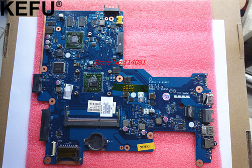 764269-501 suitable for hp 15-G series laptop motherboard 764269-001 ZSO51 LA-A996P Rev4.0,tested good before send  цена