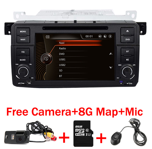 7 digtal hd autoradio gps navigation for bmw e46 dvd m3 3g. Black Bedroom Furniture Sets. Home Design Ideas