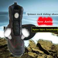New Style FC 117 Outdoor Fishing Shoes Slip Resistant Mesh Breathable Sport Fishing Shoes Men Waterproof