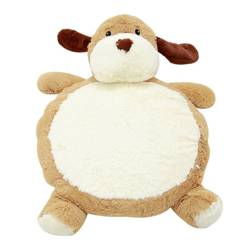 Nordique bébé ramper tapis de jeu coton épais girafe/chien tapis animaux jeu Childen tapis tente couverture infantile enfants chambre tapis de sol