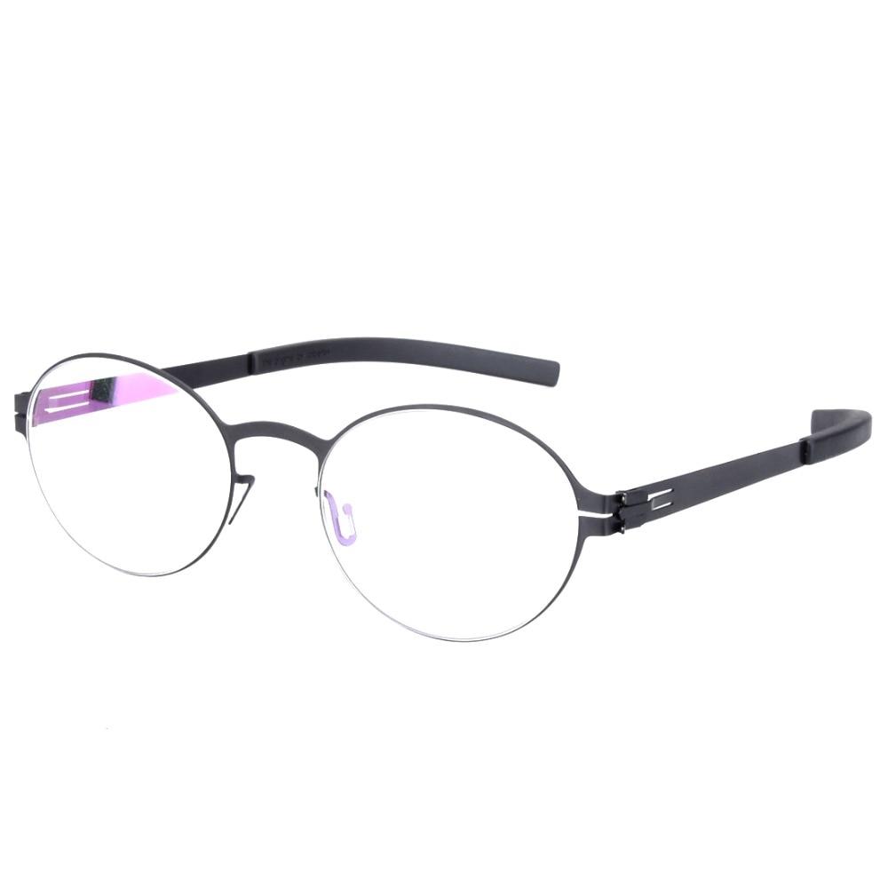 Personnalité créative lunettes de vue cadre hommes lunettes - Accessoires pour vêtements - Photo 3
