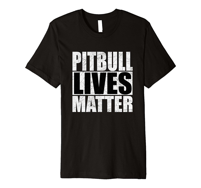 Pitbull живет материя рубашка питбуль футболка рукавами футболка Homme Футболка Высокое качество футболка Для мужчин новый Высокое качество, Бол...