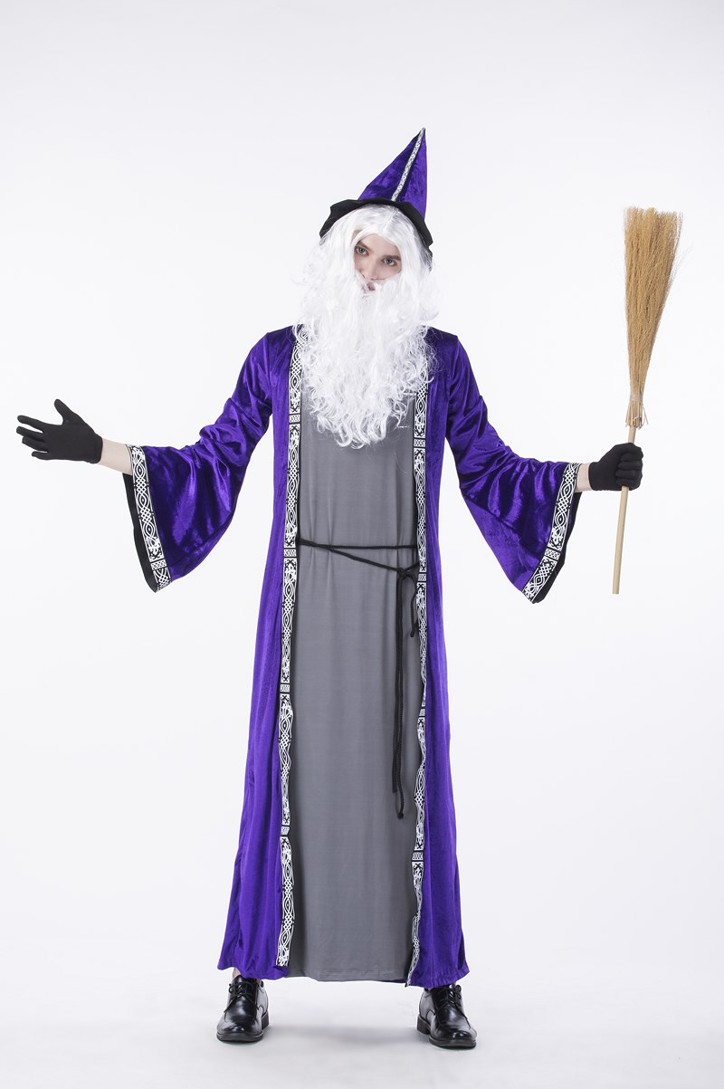 Popular Dark Wizard Costume-Buy Cheap Dark Wizard Costume lots ...
