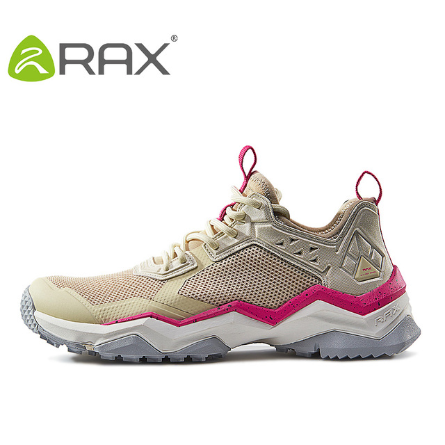 Rax Breathable Hiking Shoes Men Outdoor Men Sneakers Mens Sport Trainers Trekking Walking Climbing Mountain Boots Hiking Shoes