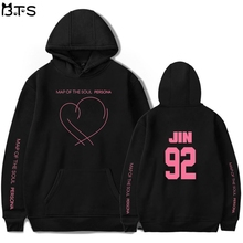 Map Of The Soul Persona Hoodies