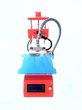 Half-assembled 3D Printer High Accuracy Portable Easy Installation