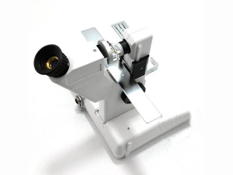 Testeur optique Portable Lensemter manuel CP-1B 220 VTesteur optique Portable Lensemter manuel CP-1B 220 V