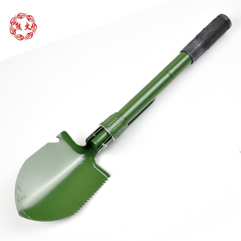 Multifonctionnel pelle pliante de camping yongtieqiao pelle en plein air Petit à la maison