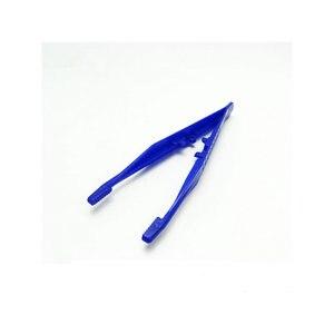 Image 3 - 5 Pcs/Set Plastic Tweezers Tool For First Aid Kit,Emergency Kit Kids DIY Handicraft Repair Maintenance And Tongs Feeding