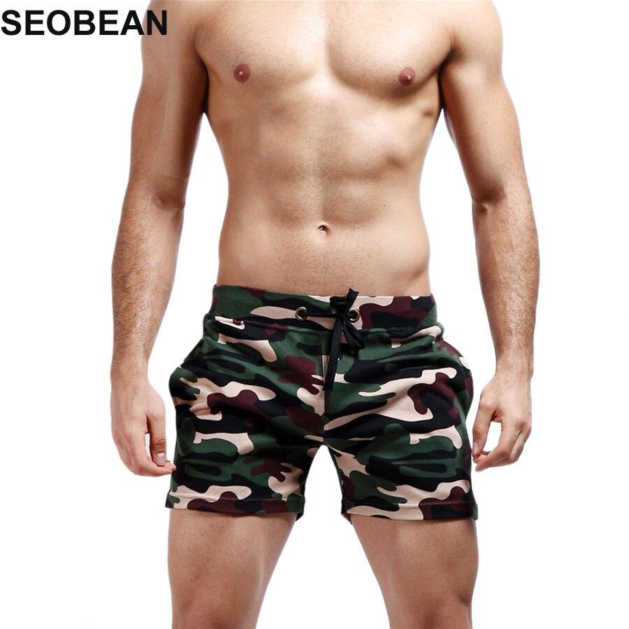46fbf8ac4c Body Suits Strand Board Männer Schwimmen Shorts Briefs Sexy Camouflage  Print Bademode Männer Neue Badehose Shorts Badeanzüge Herren Bademode Sunga