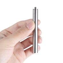 Водонепроницаемый Карманный карабин из титанового сплава, герметичный держатель для зубочисток, держатель для хранения EDC, капсула для таблеток, Держатель Для Зубочисток 4,939