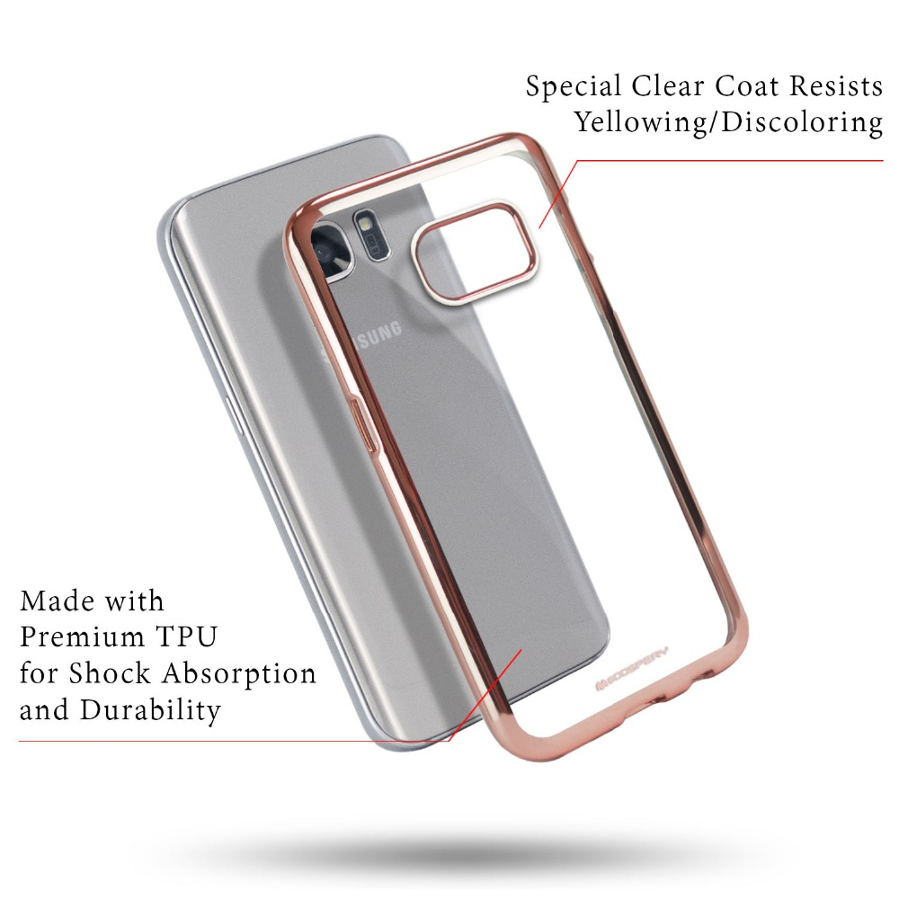 Mercury Goospery Ring 2 Jelly Transparent Clear Case Cover For Samsung Galaxy S8 Plus New Bumper X Gold S7 Edge Note 5 8 A3 A5 A7 2016 2017 In Fitted Cases From Cellphones