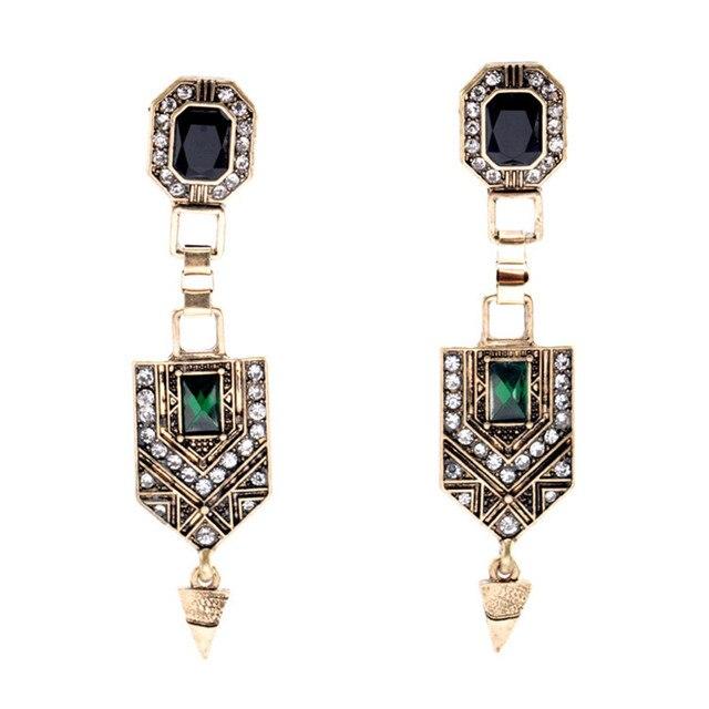 Elegant Geometric Earrings