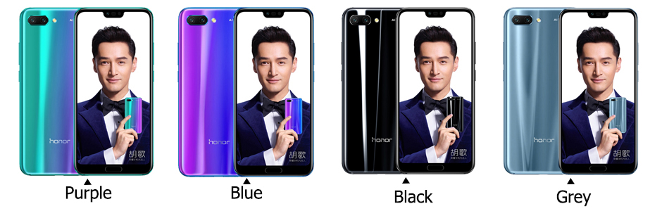 honor10 color