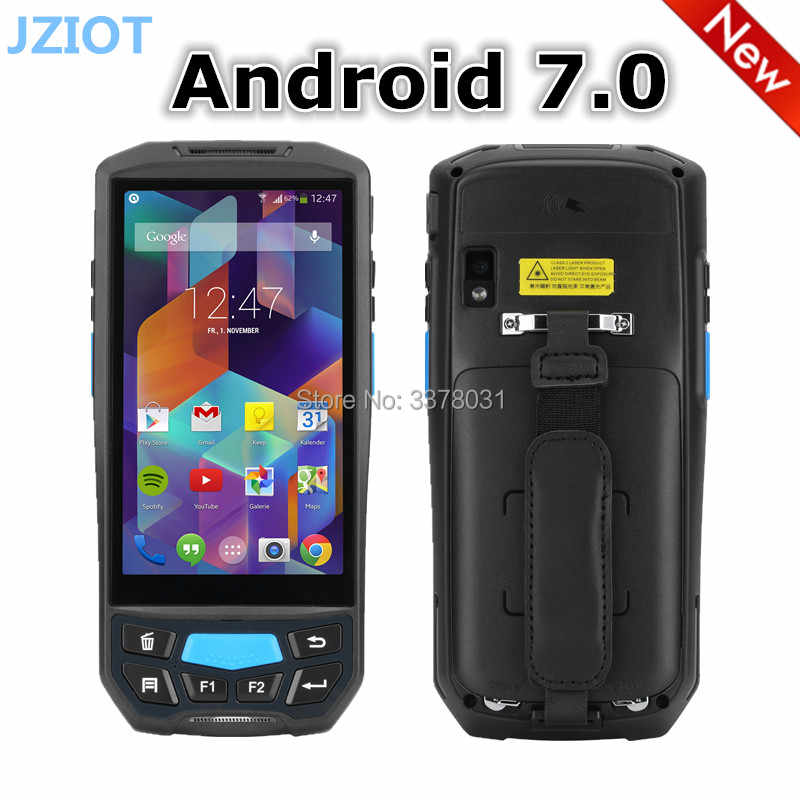 Android Mobile 7.0 Handheld-PDA 1D 2D Drahtlosen Datenterminal Mit 13,56 MHz RFID Industrie Mobile