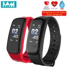 C1S Smart Bracelet Wristband Band Heart Rate Monitor smart W