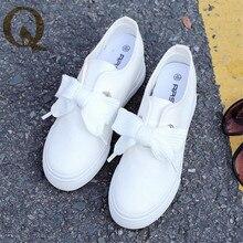 Новое Прибытие Весной и Осенью Дышащие Ботинки Холстины Женщин Плоские Туфли Мода обувь для Женщин Бренд Повседневная Обувь
