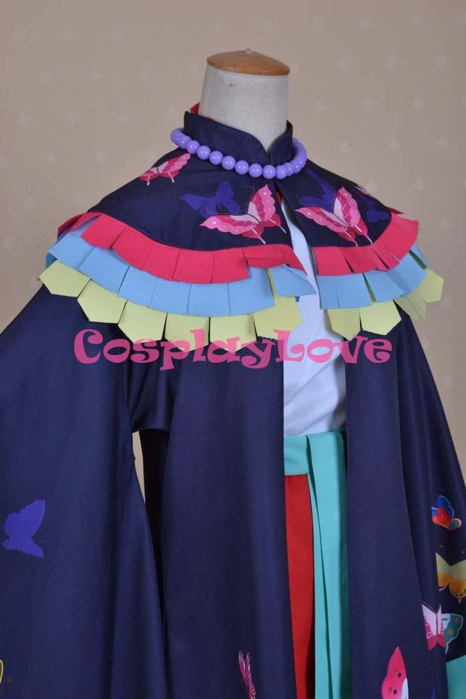 Kamisama Love Hajimemashita Nanami Momozono Kimono Cosplay Costume (9)