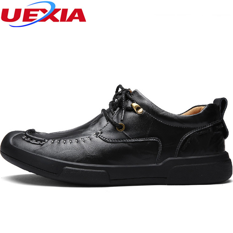 High Quality Outdoor Casual Shoes Mens Fashion Flats Handmade Driving Shoes Men Casual Sport Moccasins Rubber Sapatos Masculino pl us size 38 47 handmade genuine leather mens shoes casual men loafers fashion breathable driving shoes slip on moccasins