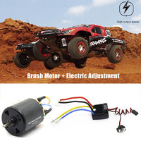 RC 540 Brushless Motor with WP 1060 RTR Waterproof ESC for RC Car Rock Crawler S7JN|Parts & Accessories| |  -
