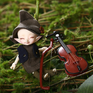 Image 5 - Märchenland Realpuki Tyni 1/13 BJD Puppen Harz SD Spielzeug für Kinder Freunde Überraschung Geschenk