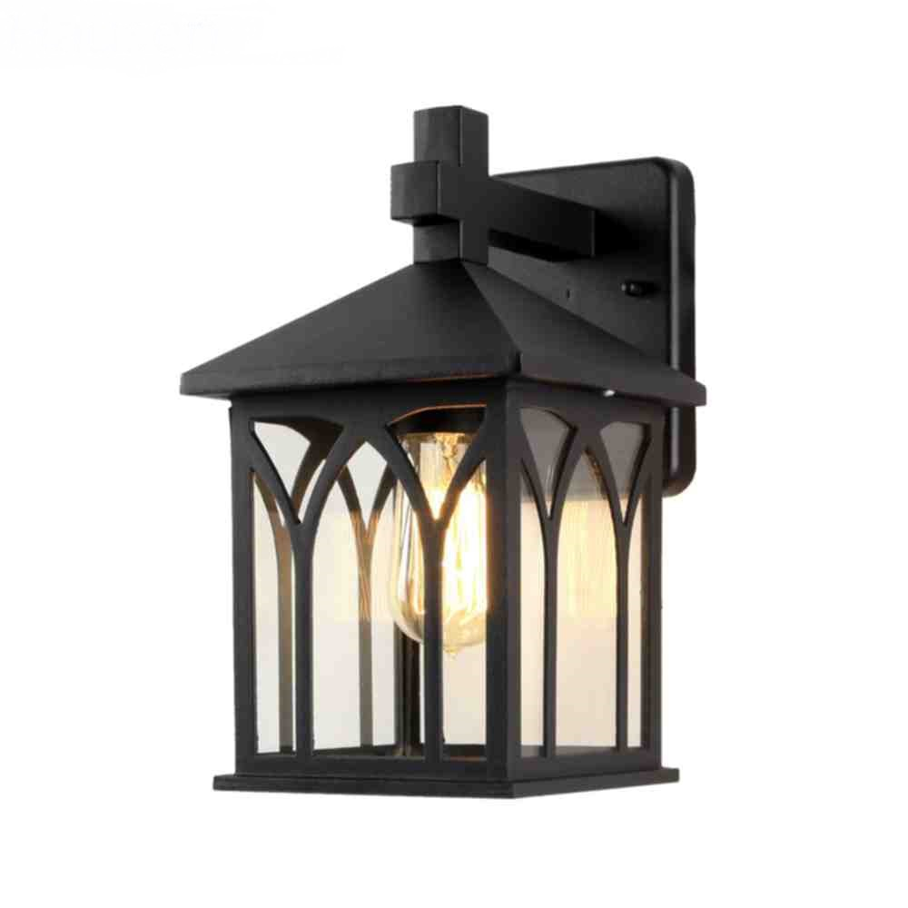 European outdoor wall lamp waterproof outdoor LED special offer villa courtyard balcony lamp dew Lights FG216