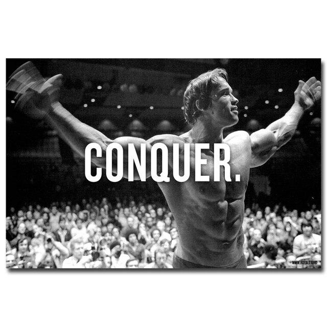 Aliexpress.com : Buy CONQUER. Arnold Schwarzenegger ...